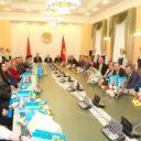 Торжественный приём, посвященный Дню белорусской науки