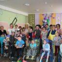 Открытие лагерной сменыдетского оздоровительного лагеря «Мы вместе»