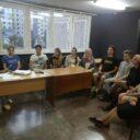 Заседание Совета общежития