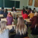 Встреча с судьей суда Ленинского района г.Гродно
