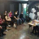 Встреча с волонтерами Гродненского отделения БО «Красный Крест»