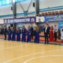 Церемония открытия республиканских соревнований по футболу