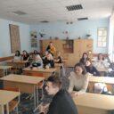 Встреча с оперуполномоченным группы по противодействию киберпреступности ОВД администрации Ленинского района г.Гродно