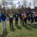 Областные соревнования по легкоатлетическому кроссу