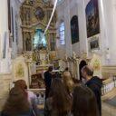 Экскурсия в Францисканский костёл