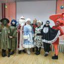 Благотворительный новогодний концерт, для детей, находящихся на лечении в Гродненской областной детской клинической больнице