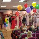 Праздничный концерт ко Дню женщин