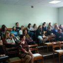 Встреча со специалистом по работе с молодежьюГродненского отделенияБелорусского обществаКрасного Креста Краевским В.Ю.