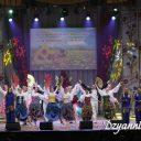 Праздничный концерт, посвященный днюработников сельского хозяйства и перерабатывающей промышленностив г.Щучине.