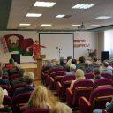 Концертная программа, посвященная образованию военного комиссариата Гродненской области