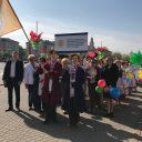 Митинг-шествие, посвященный Празднику труда