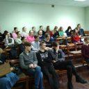 Встреча с главным экспертом Государственного комитета судебных экспертиз  Рынкевичем В.А