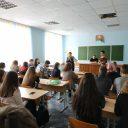 Встреча с председателем Ленинского районного совета ОСВОДа В.Н. Хотянович
