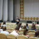 Собрание учащихся-членов п/о ОО «БРСМ»