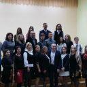 Профориентационный концерт в СШ№3 г.Гродно
